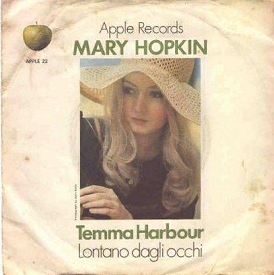 Mary Hopkin - Temma Harbour / Lontano Dagli Occhi