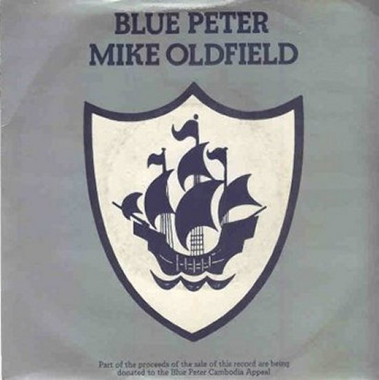 Mike Oldfield - Blue Peter / Woodhenge