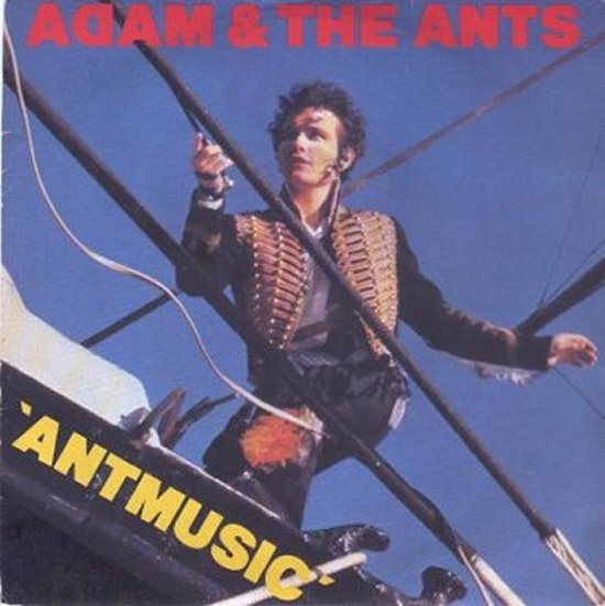 Adam & Ants - Ant Music / Fall In