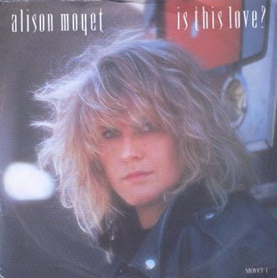 Alison Moyet - Is This Love / Blow Wind Blow