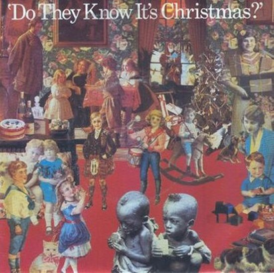 Band Aid - Do They Know It's Christmas / Feed The World