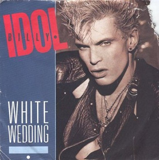 Billy Idol - White Wedding / Mega Idol Mix