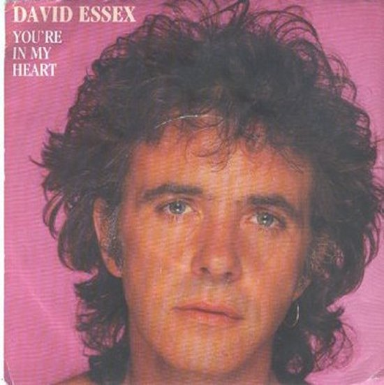 David Essex - You're In My Heart / Come On Little Darlin'