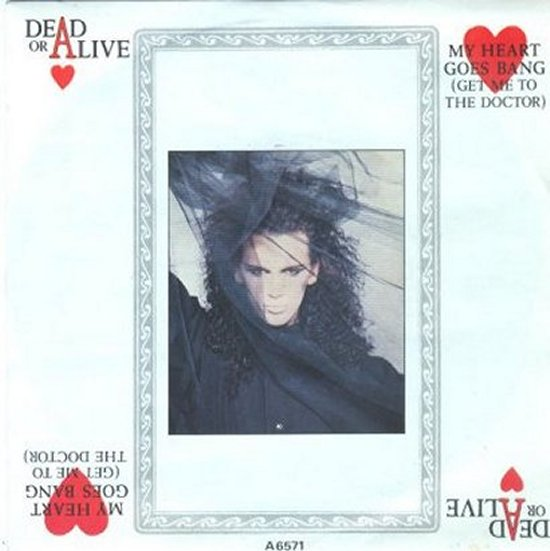 Dead Or Alive - My Heart Goes Bang / Big Daddy Of The Rhythm - Live