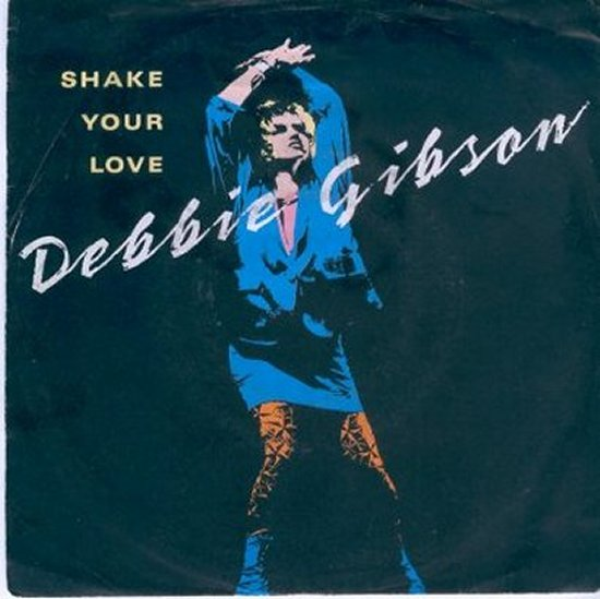 Debbie Gibson - Shake Your Love / Bad Dubb Version