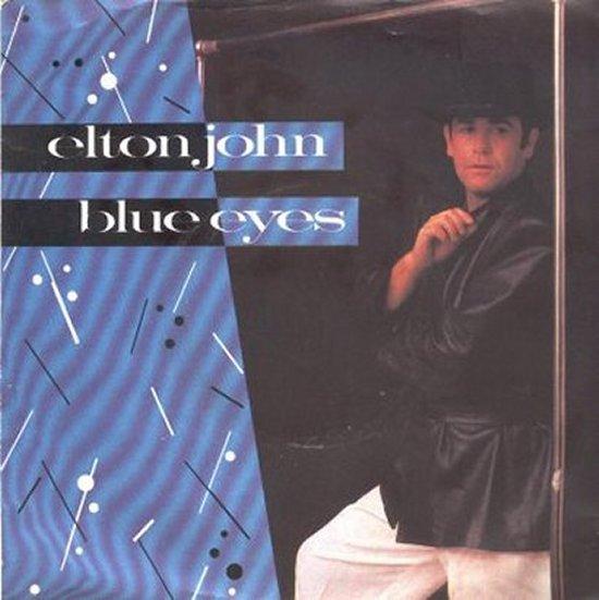 Elton John - Blue Eyes / Hey Papa Legba