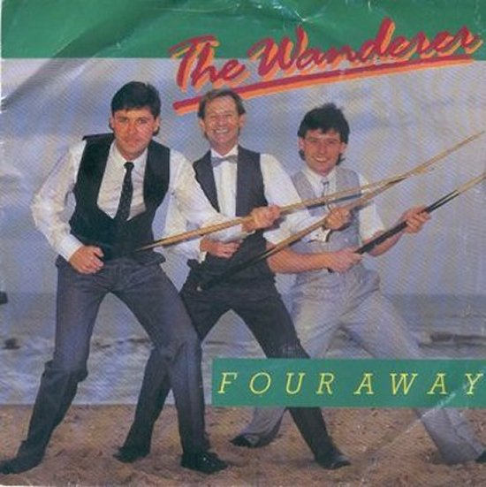 Four Away - The Wanderer / Leaving By The Back Door