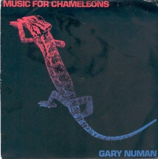 Gary Numan - Music For Chameleons / Noise Noise