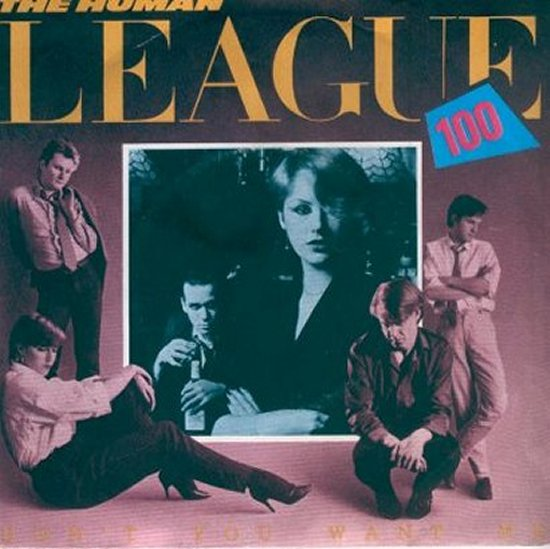 Human League - Don't You Want Me / Seconds