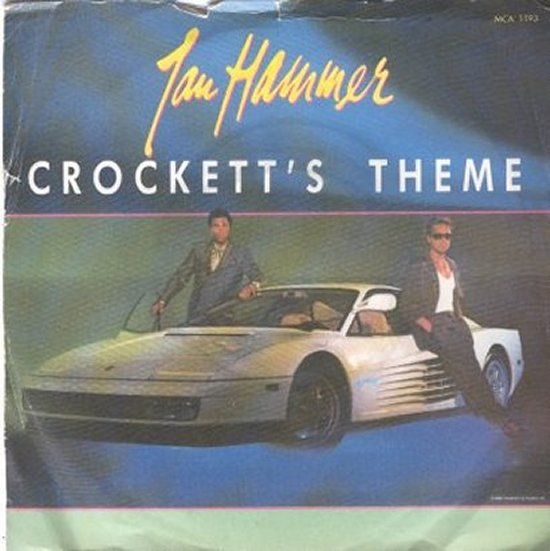 Jan Hammer - Crockett's Theme / Miami Vice New York Theme