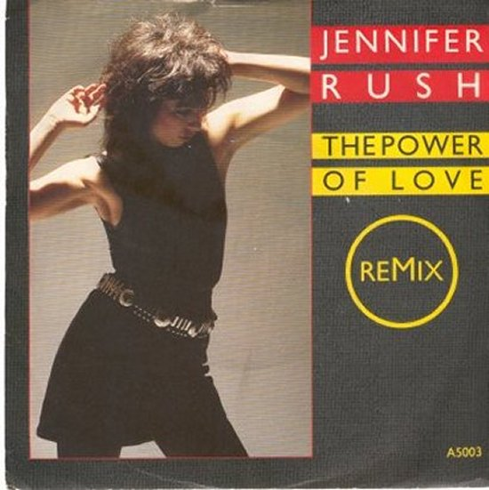 Jennifer Rush - The Power Of Love - Remix / I See A Shadow