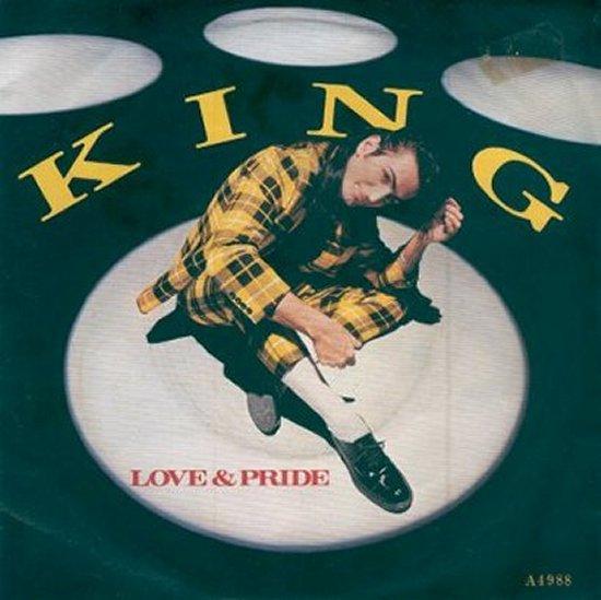King - Love & Pride / Don't Stop