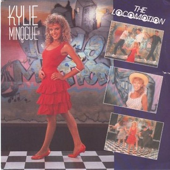 Kylie Minogue - The Locomotion / I'll Still Be Loving You