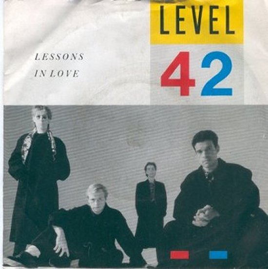 Level 42 - Lessons In Love / Hot Water - Live