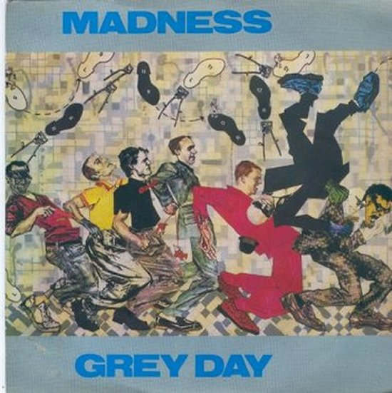 Madness - Grey Day / Memories