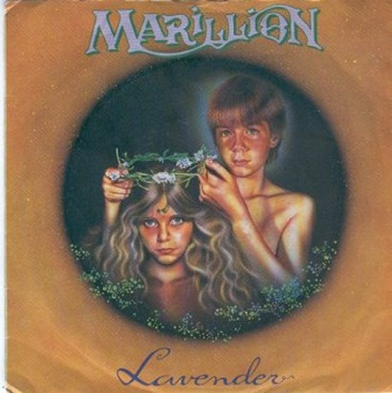 Marillion - Lavender / Freaks