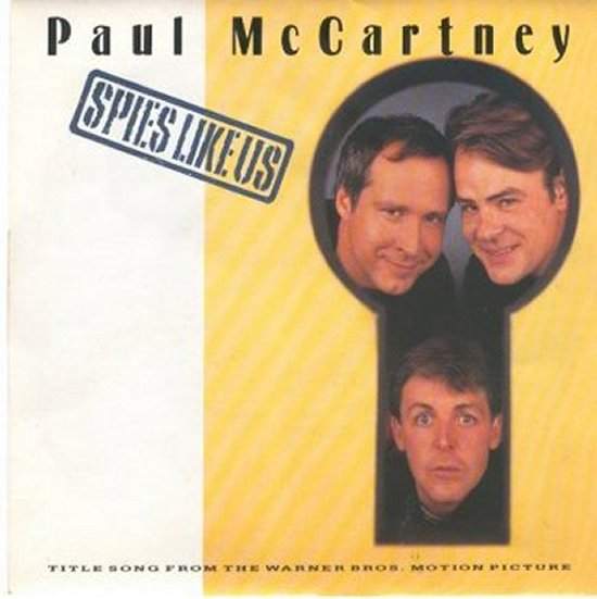 Paul McCartney - Spies Like Us / My Carnival