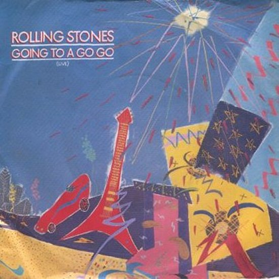 Rolling Stones - Going To A Go Go / Beast Of Burden