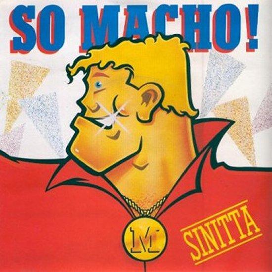 Sinita - So Macho / Cruising