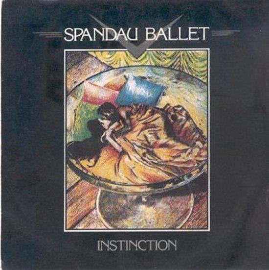 Spandau Ballet - Instinction / Gently