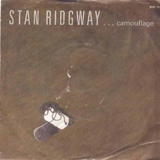 Stan Ridgway - Camouflage / Rio Greyhound