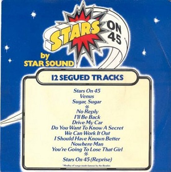 Starsound - Stars On 45 / 12 Song Medley