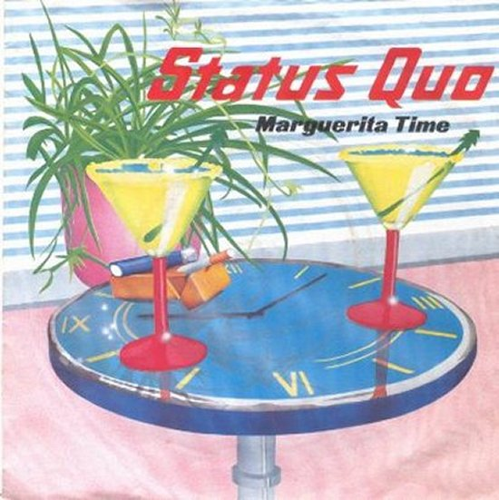 Status Quo - Marguerita Time / Resurrection