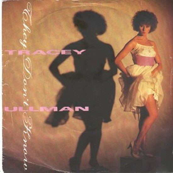 Tracey Ullman - They Don't Know / The B Side