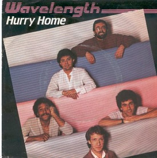 Wavelength - Hurry Home / Crying Over You