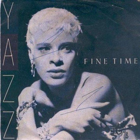 Yazz - Fine Time / Dream