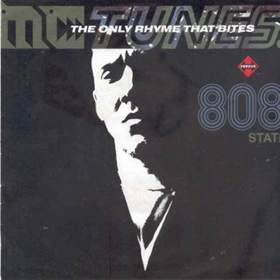 808 State - The Only Rhyme That Bites / The Only Rhyme That Bites - Instrumental