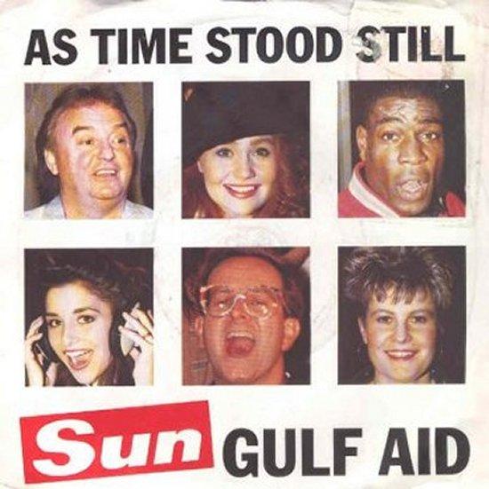 Gulf Aid - As Time Stood Still / Same